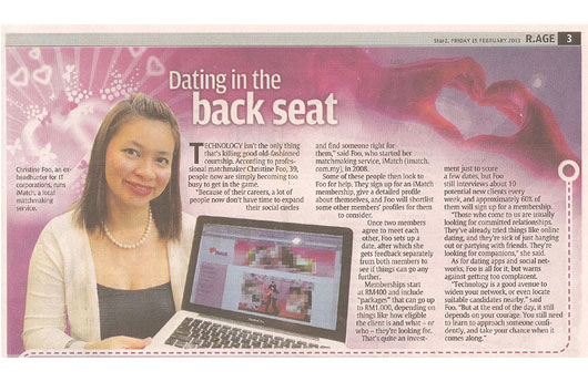 Imatch dating site